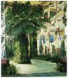 Reprodukce - Romantismus - Interior of a Palm House